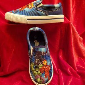 Other - Marvel Superhero kids Shoes